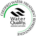 Certified Water Treatment Representative
